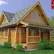Дом для молодой семьи 9-002 фото