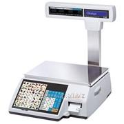 Весы торговые системные СL5000J-15IP 15кг/2г/5г фото