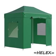 Тент садовый Helex 4321 3х2х3м полиэстер зеленый фото