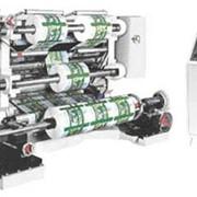 Машины бабинорезательные вертикальная автоматическая LFQ-1300 фото