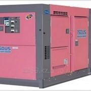 Особо тихий генератор в шумозащитном кожухе Ultrasilent Denyo 150USK фото