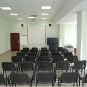 Организация тренингов. фото