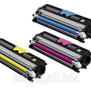 Картриджи для лазерных принтеров, копиров и факсов Epson фото