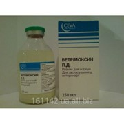 Препарат Ветримоксин LA 15% 100мл фото