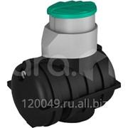Подземная ёмкость для воды 1250 литров Арт.U 1250 фото
