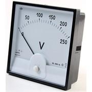 Вольтметр Ц42702 переменного тока (120х120 мм) фото