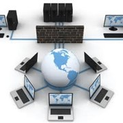 Услуги по компьютерной сети фото