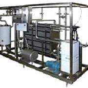 Пластинчатые пастеризационно-охладительные установки Normit Paster 3000-15000л/час фото