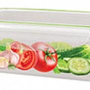 Емкость 1,1л для СВЧ и холодильника Бытпласт Super Lock 4311235 фото