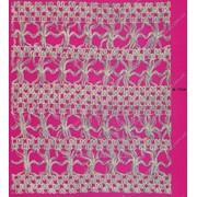 Тесьма декоративная -кружево мод 043-375 фото
