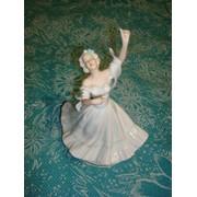 Танцующая дама,Германия, 1940-62 гг. фото