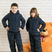 Спортивный костюм теплый za11070 фото