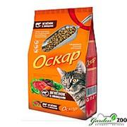 Корм ОСКАР для кошек 400г ягненок с овощами фото