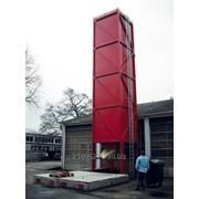 Емкость вертикальная для хранения проппанта ЕВ-46. фото