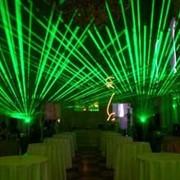Лазерное шоу для банкетов фото