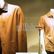 Покраска кожаной одежды фото