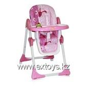 Стульчик для кормления Lorelli Yam-Yam Pink Rabbits фото