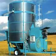 Сушилка зерновая мобильная фото