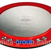 Wesco Кухонные сенсорные весы, 20 см, 322251-02, красные 322251-02 фото
