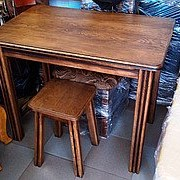 Деревянный стол Луцк фото