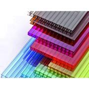 Сотовый поликарбонат от 3 до 10мм Прозрачный и цветной на складе. Для Теплиц, Беседок, Навесов. Доставка по всей области. Арт-№404 фото