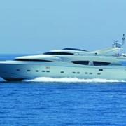 Яхта Posillipo Technema 95 фото