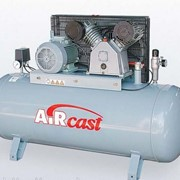 Компрессор поршневой REMEZA AirCast РМ-3129.00 (СБ4/С-100.LB75) 5.5 кВт 880/740 литр.мин. фото