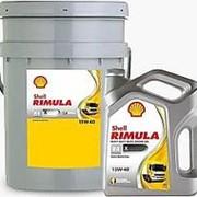 Масло моторное Shell Rimula R4 Х 15w-40, 20л фото