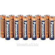 Батарейка panasonik фото