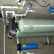 Водоочистка, бурение скважин, насосы, колодцы фото