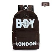 Городской рюкзак WМ1116 коричневый фото