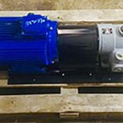 Насосный агрегат Н401E с электродвигателем фото