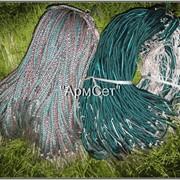 Рамовая сеть из капроновой нити (полиамид) фото