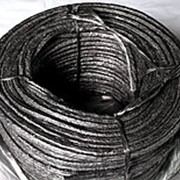 Набивка графитированная, прорезиненная АПРПП 16-22 мм фото