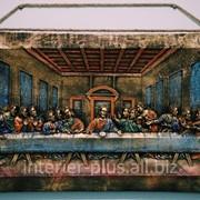 Тайна вечеря пергамент фото