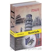 Книга - сейф Италия Стандарт 112-1081676 фото
