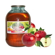 Сок березово-яблочный фото