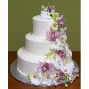 Свадебный торт на заказ в Ресторан DIVA BANQUET HOUSE фото