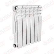 Алюминиевый радиатор Valfex 500 80 8 секций фото
