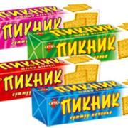 Печенье Пикник в упаковке фото
