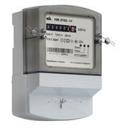 Однофазный счетчик электрической энергии НІК 2102 фото