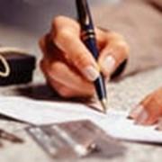 Оформление договоров страхования фото