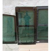 Стекло двери кузова VW T5 Transporter Multivan Caravella от 2004 года фото