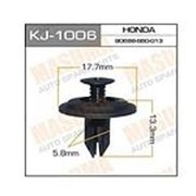 Клипса пластмассовая KJ-1006 фото