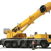 Аренда автокрана 160 тонн Liebherr LTM 1160-5.1 фото