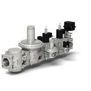 Блоки газовых клапанов в сборе с регуляторами-стабилизаторами давления и дроссельными заслонками). фото