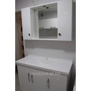 Изготовление мебели в ванную под заказ фото