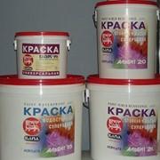Краска водно-дисперсная текстурная, фасадная ВАК - 25 Д фото