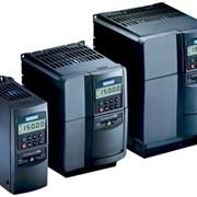 Преобразователи частоты SIEMENS MICROMASTER для управления двигателями мощностью до 250 кВт фото