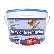 Краска в/д -Acrylat-Innenfarbe - Modem (1,5кг) моющая фото